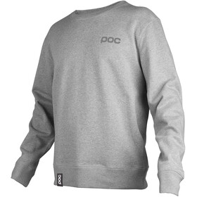 POC LS Crew Top Men grey melange
